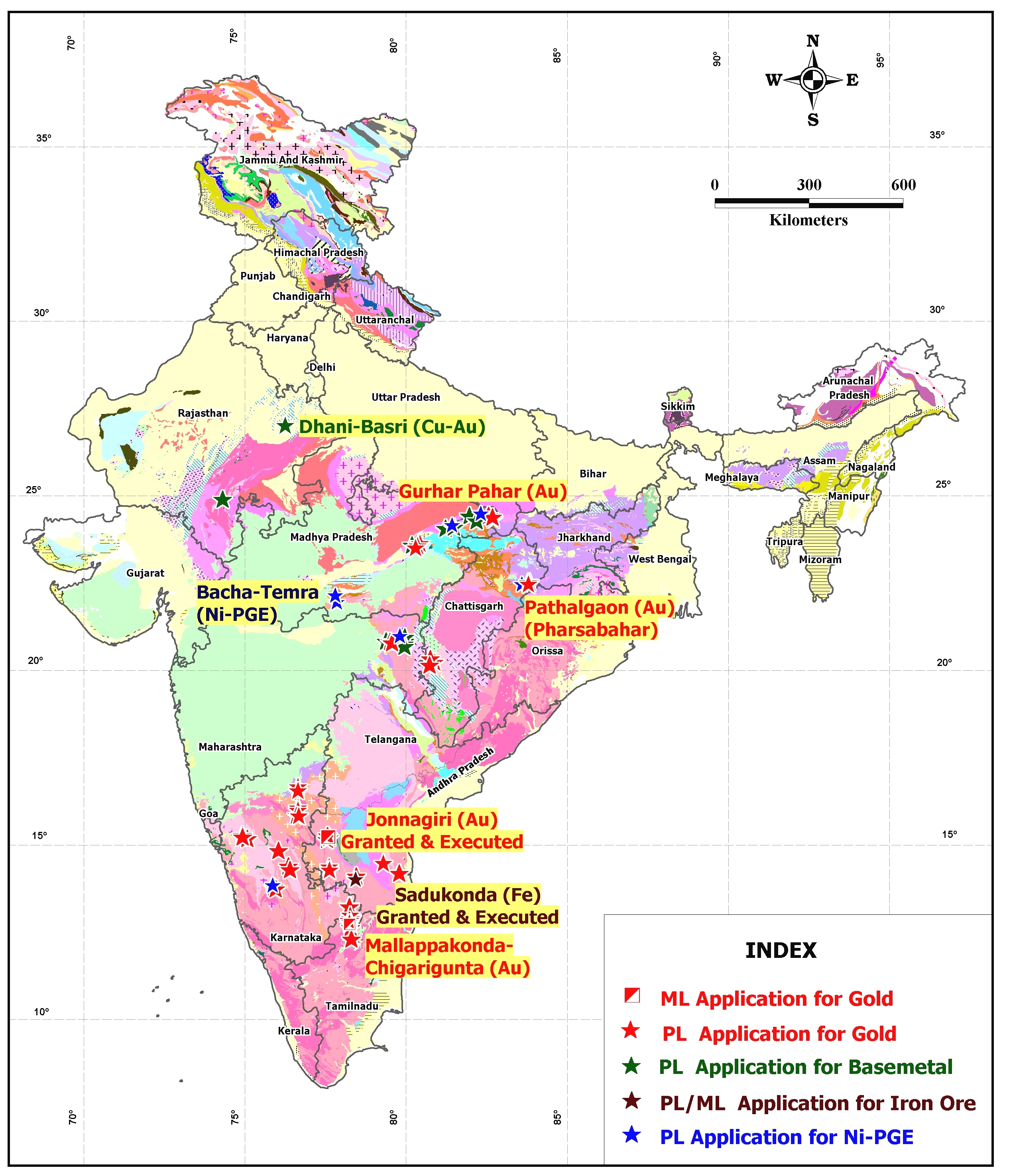 GMSI_Home Page_India Map